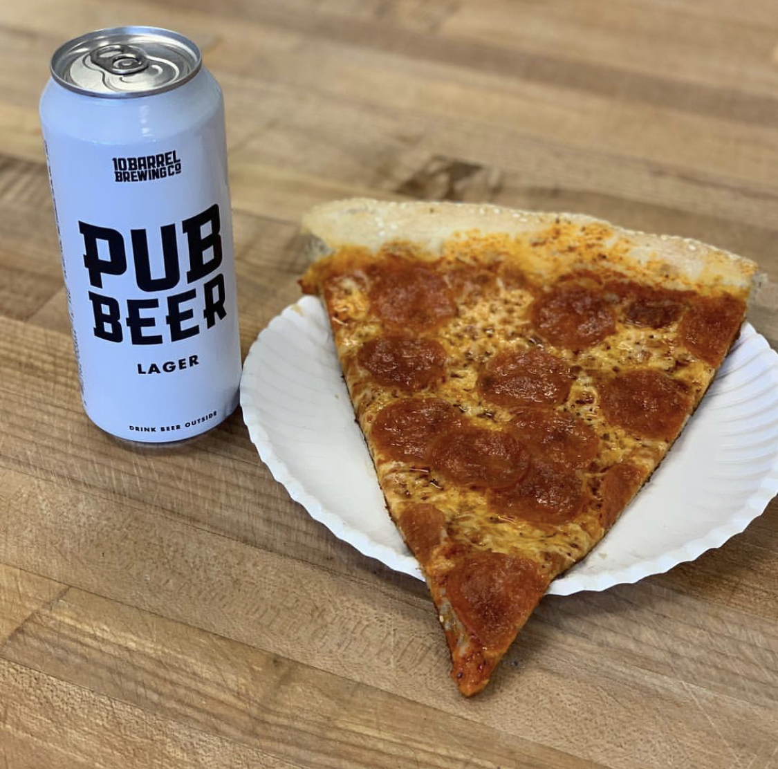 Best Pizza And Beer In Bend